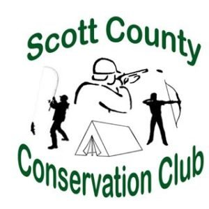Green and white SCCC logo.
